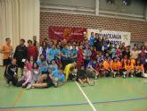 El Colegio Comarcal Deitania se proclamó campeón regional en la categoría alevín masculino, en la final regional de bádminton de Deporte Escolar