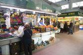 El Mercado de Santa Florentina abre los días festivos de Semana Santa