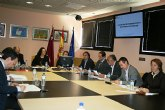 La Comisión de Política Territorial evalúa el Plan General de Ordenación Urbana de Alguazas