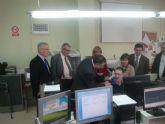 El centro Astum Prolam de Cartagena recibe la visita de los responsables del IMAS