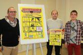Los j�venes llamados a participar en los I Juegos Juveniles de la Bah�a de Mazarr�n