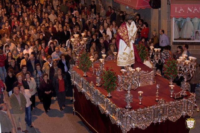 Sale la primera procesión a las calles de Alcantarilla, la del viernes de Dolores - 4, Foto 4