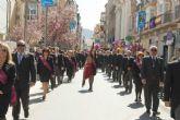 La alcadesa rescata la importancia de la solidaridad en el Día Grande de Cartagena