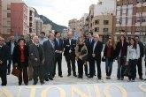 El nuevo Paseo Antonio Salas de Cieza mejorará la calidad de vida en el casco urbano
