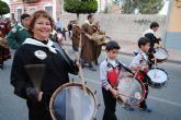 La Tamborada cumple un año más con su cita con la Semana Santa torreña
