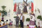 La Verónica inaugura un espectacular mural en su Casa-Sede