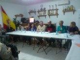 """I Mesa redonda: """"Igualdad, un reto"""". 23 de marzo de 2013 en el Raiguero Bajo."""