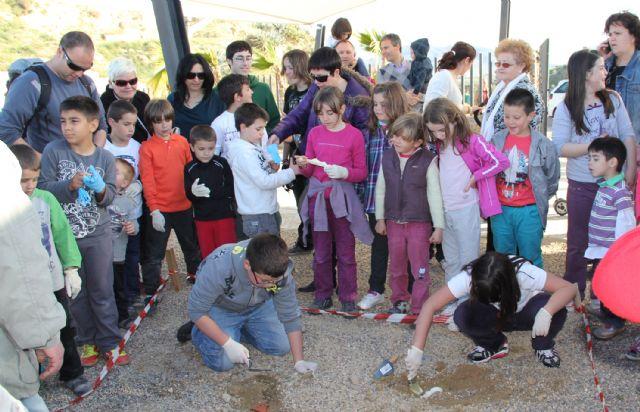 La concejalía de Cultura y Turismo organiza talleres infantiles en el entorno del Castillo de Nogalte y las Casas-Cueva - 1, Foto 1