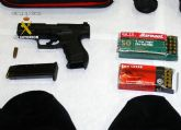 La Guardia Civil esclarece el doble homicidio de Mazarr�n (operaci�n