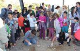 La concejalía de Cultura y Turismo organiza talleres infantiles en el entorno del Castillo de Nogalte y las Casas-Cueva