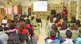 Jornadas educativas sobre aprovechamiento de agua dirigidas a los alumnos del IES Rambla de Nogalte