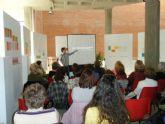 El taller Emocion-Arte de la UP reúne a medio centenar de alumnos