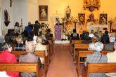 Gin�s Campillo alaba la uni�n de la Semana Santa del Puerto y aboga por su labor de caridad