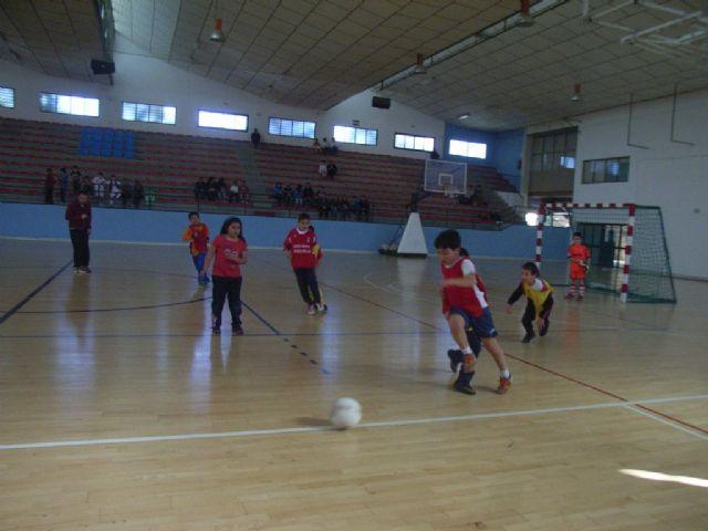El colegio Santa Eulalia se proclama campeón de la fase local de multideporte benjamín - 1, Foto 1