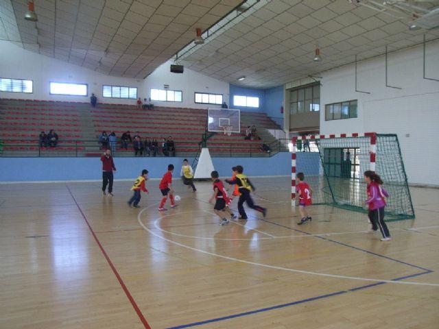 El colegio Santa Eulalia se proclama campeón de la fase local de multideporte benjamín - 2, Foto 2