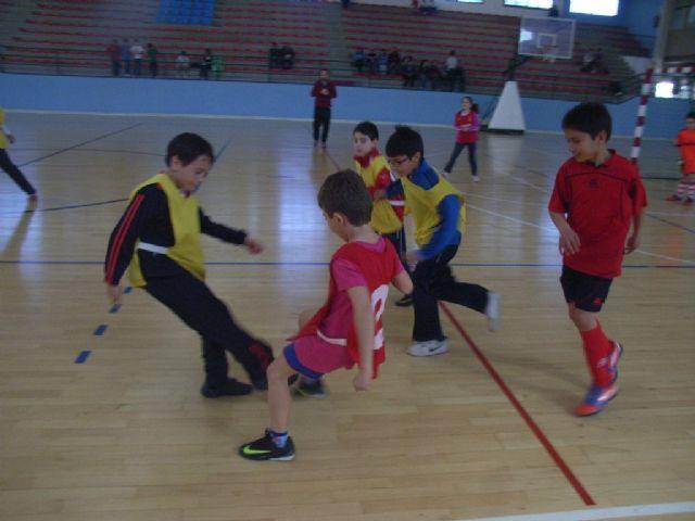 El colegio Santa Eulalia se proclama campeón de la fase local de multideporte benjamín - 3, Foto 3