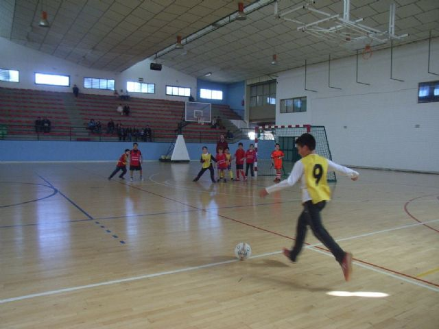 El colegio Santa Eulalia se proclama campeón de la fase local de multideporte benjamín - 5, Foto 5
