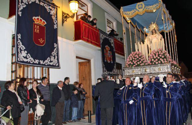 La Semana Santa Lumbrerense celebra este año el XV Encuentro de Saetas en el Dolor - 1, Foto 1