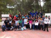 Los corresponsales juveniles locales  se formaron en programas europeos que ahora transmiten al resto de compañeros