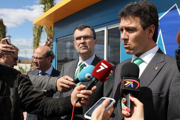 El Parque Industrial de Alhama de Murcia ha sido ampliado y ha visto mejorados sus accesos, Foto 1