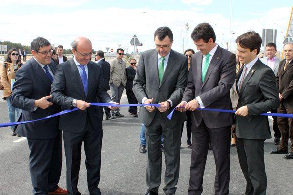El Parque Industrial de Alhama de Murcia ha sido ampliado y ha visto mejorados sus accesos, Foto 3