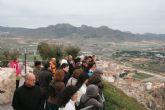 Éxito de participación en la primera visita guiada del proyecto regional 'Tu visita guiada gratis en la Región de Murcia'