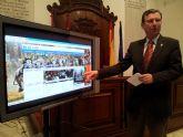 La nueva página web de la Concejalía de Turismo ofrece itinerarios virtuales, audioguías para móvil, más de un centenar de fotografías y una decena de videos