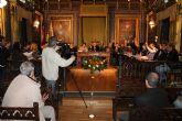 El pleno aprueba la inclusi�n de 3 fincas en el inventario de bienes municipal