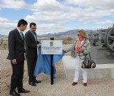 La Comunidad mejora los accesos del Parque Industrial de Alhama para facilitar la captaci�n de proyectos estrat�gicos