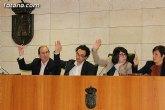El Pleno socilita el 1% cultural para la consolidación patrimonial del yacimiento argárico de 'La Bastida'