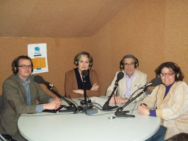 Alguazas Radio 87.7 FM se adentra de lleno en la Semana Santa 2013 - 1, Foto 1