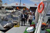 Más de 100 embarcaciones y 40 expositores en la III Feria Náutica Marina de las Salinas