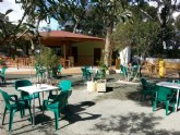 El Parque Regional El Valle y Carrascoy amplía su oferta de restauración con nuevos servicios en el área recreativa de La Balsa Redonda