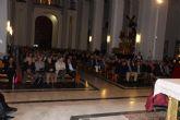 Extraordinario certamen de saetas en honor al Cristo de los Mineros
