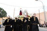 Las cofradías torreñas se lucen un año más en la procesión del Calvario del Viernes Santo