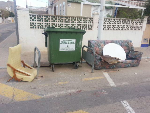 UPyD pide responsabilidades por la penosa imagen de San Pedro en Semana Santa - 1, Foto 1
