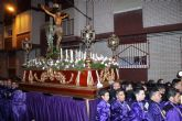Mazarr�n se emociona con su solemne procesi�n del Santo Entierro