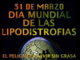 Hoy, 31 de marzo, se celebra el Día Mundial de las lipodistrofias