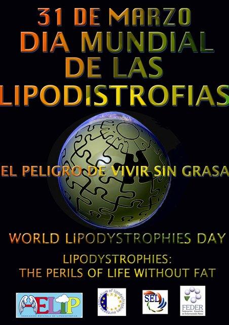 Hoy, 31 de marzo, se celebra el Día Mundial de las lipodistrofias - 3, Foto 3
