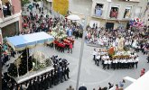 Puerto Lumbreras culmina su Semana Santa 2013 con la procesión del Encuentro