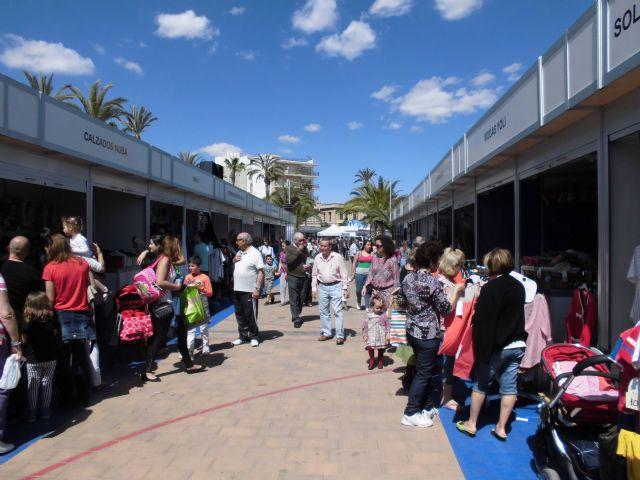 La Feria Outlet de Santiago de la Ribera se sigue superando - 1, Foto 1