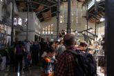 Nuevo record de visitas en la feria de minerales y fósiles