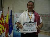 El lumbrerense Pedro José Mateos se proclama campeón en el Campeonato de Europa de Fuerza Resistencia en Press Banca
