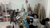 Clausurados los talleres juveniles de manualidades y danza torreños de Semana Santa