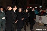 La alcaldesa felicita al cabildo y al conjunto de hermandades y cofradías por el normal y correcto desarrollo del conjunto de actividades y procesiones de la semana santa de Totana