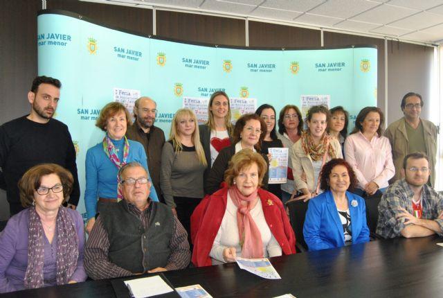 Más de 35 asociaciones participarán en la Feria de Asociaciones de San Javier - 1, Foto 1