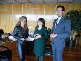 La alcaldesa, en su condición de presidenta de la Asociación Española de Ciudades de la Cerámica, solicita al Ministerio acciones concretas