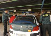 La Guardia Civil detiene a los dos presuntos responsables de la detención ilegal de un vecino de Cieza