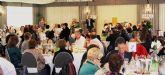 La Asociación de Enfermos de Alzheimer de Puerto Lumbreras congrega a cerca de 200 personas en su comida benéfica anual
