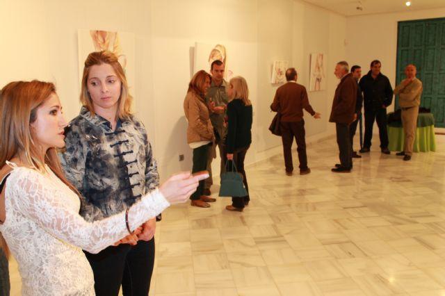 Verónica López-Briones escapa de la presión a través de su arte - 1, Foto 1